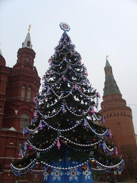главную елку России